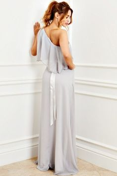 Buy Sistaglam Frill Hem Maxi Dress from the Next UK online shop Uk Online, No Frills, Outfit, Backless, Jumpsuit, Shopping, Dresses, Products, Fashion