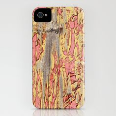 Wood Texture iPhone Case by Fine2art - $35.00