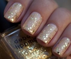 deborah lippman - mine don't quite look like this...but I am sure practice makes perfect