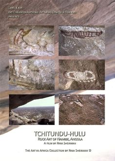 A film about the paintings and engravings at two of the four rock art sites of Tchitundu-Hulu: Tchitundo-Hulo Mulume or man, and Tchitundo-Hulo Mucai or woman. The complex is located in the Moçâmedes desert, the furthermost northern extension of the Namib Desert. The two sites stand about a kilometer apart, the former, set on an inselberg, has multiple rock carvings, with an overhang or shelter with drawings on its roof and the latter is composed of a smaller shelter with two cavities.
