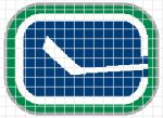 Vancouver Canucks Crochet Graphghan Pattern (Chart/Graph AND Row-by-Row Written Instructions)n