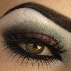 If only I had beautiful doe eyes like my mom..