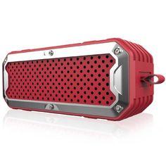 New 3D Stereo Bluetooth Speaker Waterproof Outdoor Wireless Subwoofer – Smart Moderns Waterproof Bluetooth Speaker, Bluetooth Speakers, Outdoor Speakers, Surround Sound, Your Music, Sporty, 3d