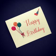 Birthday card card cardmaking diy diycard birthdaycard birthday card card cardmaking diy diycard birthdaycard stickers michaels michaelstores crafty craft handmade calligraphy handletteri m4hsunfo