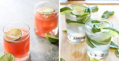 15 Delicious Cocktails That Actually Aren't Horrible For You