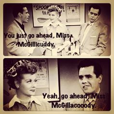 i love lucy Old Tv Shows, Best Tv Shows, Favorite Tv Shows, Favorite Things, Lucy And Ricky, Lucy Lucy, William Frawley, I Love Lucy Show, Vivian Vance