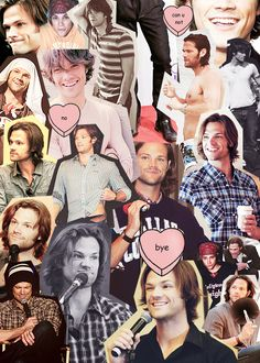 a jared collage