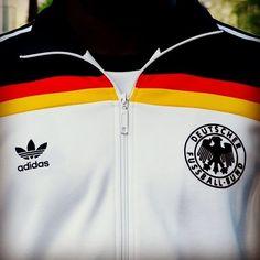 f97d555aef9 German Olympics, Deutsche Fussball Bund, Classic Football Shirts, Stuttgart  Germany, Adidas Football