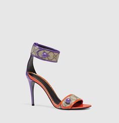Gucci - gg supreme sandal 408273KLQD09860