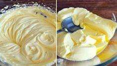 Best Cake : You won& want to believe that this delicious vanilla cream just . Köstliche Desserts, Dessert Drinks, Delicious Desserts, Dessert Recipes, Yummy Food, Nutella, Hungarian Recipes, Dessert Decoration, Vanilla Cream
