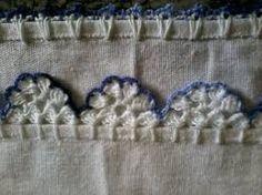 Resultado de imagen para bicos de croche Crotchet, Maria Clara, Google, Image, Towels, Craft, Ideas, Career, Off White Colour
