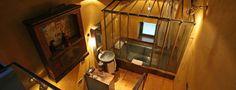 Chambre Petite Mezzanine - Hotel de charme 5 étoiles Lyon - Cour des Loges : Hotel 5 étoiles Lyon