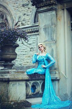 "Elsa by newdettie.deviantart.com on @deviantART - From ""Frozen"", uploaded by the photographer"