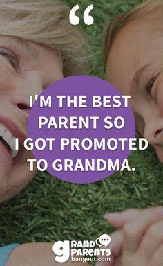 Got promoted to grandma! :)