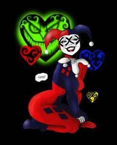Love Joker And Harley The Quinn Fan Art