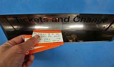 Biletele de tren in Marea Britanie se scumpesc cu 2,2%