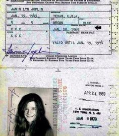 vintage everyday: 17 Vintage Passport Photos of Iconic Figures You've Never Seen Before