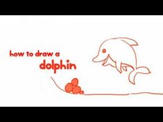 How to Draw a Dolphin - Simple step by step guide learn how to draw a Dolphin in a simple and interactive way. More such #drawing lessons at http://mocomi.com/fun/arts-crafts/drawing-for-kids/  Subscribe to our YouTube channel here http://www.youtube.com/user/mocomikids