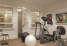 Home Work Out Room Design
