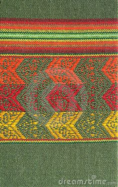 South America Indian textile pattern by Yulan, via Dreamstime