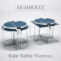 EICHHOLTZ Side Table Vicenza