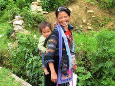 Mooie lokale bevolking van #Vietnam #TiaraTours