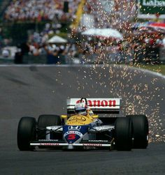 Nigel Mansell - Williams FW11 - Canadian Grand Prix - 1986 ~