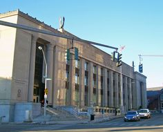 U.S. Post Office and Federal Building in Hartford, Connecticut