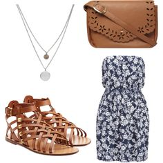 Untitled #64 by henika-hena on Polyvore featuring polyvore fashion style maurices Valentino Dorothy Perkins Kenneth Cole