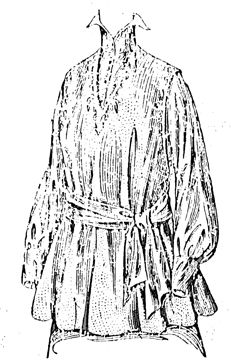 Past Patterns: #8613: Ladies' Blouse-Waist: Circa 1917-1918