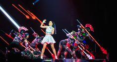 In Photos: Katy Perry - O2, London 27/05/14