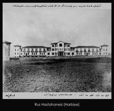 Rus Hastanesi - Harbiye