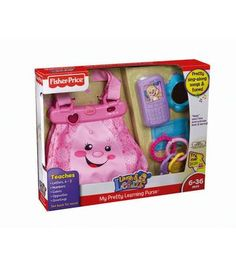 Fisher Price Purse Du V