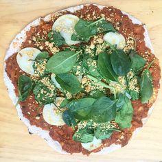 Best Lentil Pizza