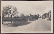 Vintage Kilham Driffield East Riding Of Yorkshire Postcard