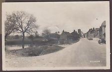 Vintage Kilham Driffield East Riding Of Yorkshire Postcard