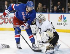 Pittsburgh Penguins vs. New York Rangers - Photos - May 11, 2014 - ESPN