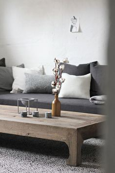 15 Creative Wood Coffee Tables | House Design And Decor