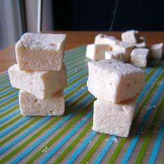 Sugar-Free Marshmallows