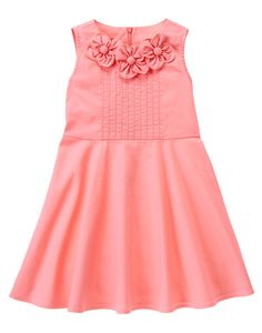 Flowers Dress at Gymboree