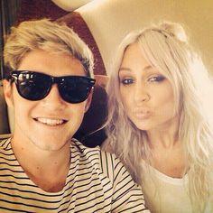 Niall and Lou (: