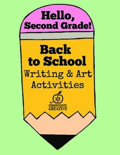 What a cute idea for the beginning of the school year!