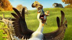 Chris Jenkins' Duck Duck Goose movie teaser trailer stars Jim Gaffigan, Zendaya, Lance Lim, Greg Proops and Stephen Fry. Upcoming Movie Trailers, Latest Movie Trailers, Upcoming Movies, Greg Proops, Movie Teaser, 2018 Movies, Streaming Vf, Film Books, Tv Shows Online