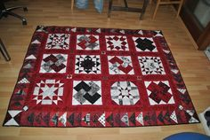 Sarahs Choice - my daughters quilt