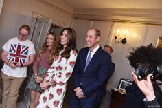 Earlier this week, William and Kate met with BBC Radio 1's Teen Heroes at Kensington Palace. The event rook place on Tuesday, the same day William and Kate met with Team GB and ParalympicsGB athletes at Buckingham Palace.  BBC Radio 1 presenters Nick Grimshaw, Greg James and Clara Amfo also attended the event. This year, …