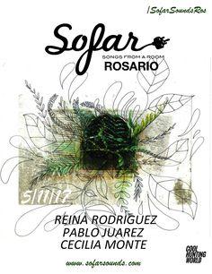 Flyer Sofar Sounds 2017