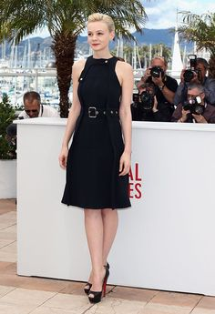 Carey Mulligan at 'Inside Llewyn Davis' Photocall - The 66th Annual Cannes Film Festival