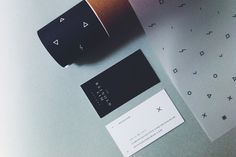 Ligature Collective Introductory by Ligature Collective, via Behance