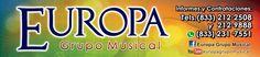 """#TAMPICO """"GRUPO MUSICAL EUROPA  MUSICA DE MUCHO AMBIENTE  TELEFONO : 833 212 25 08 CELULAR : 833 231 75 51"""