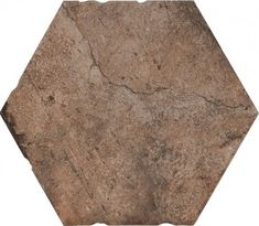 "Chicago Hexagon Series 10"" Porcelain - State Street - Mediterranea Tile Collection"